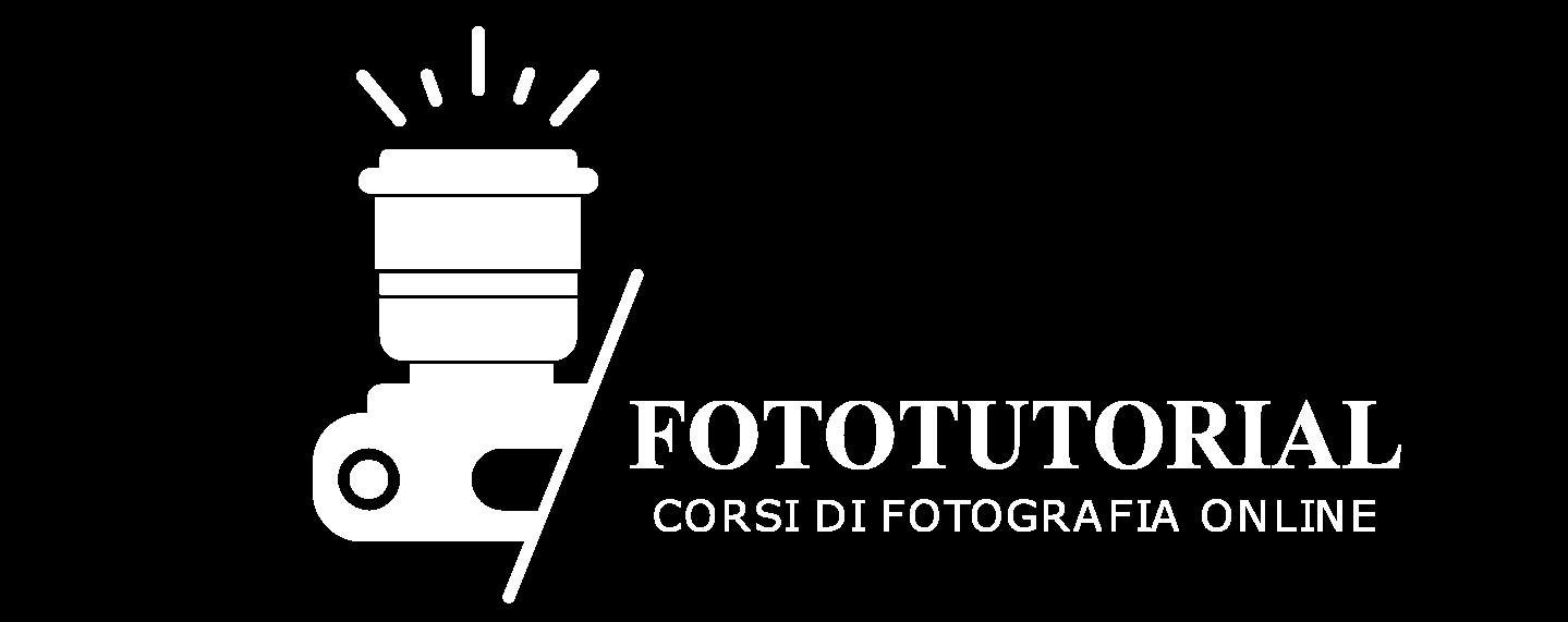 Fototutorial – Corsi di fotografia online