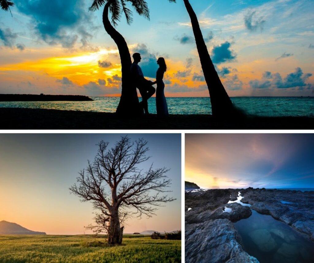 fotografare-l'alba-e-il-tramonto-composizione